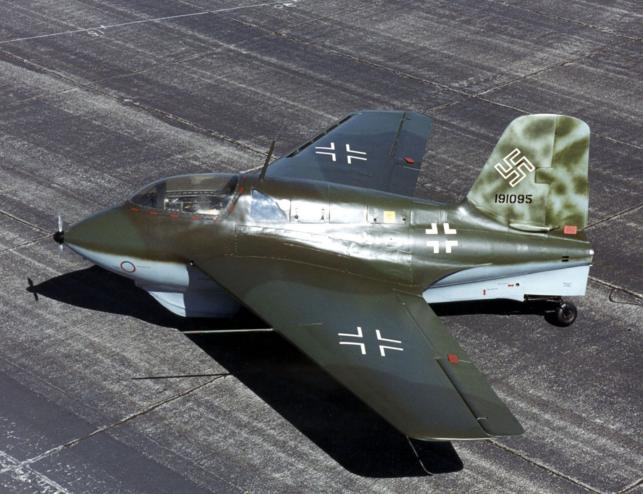 Messerschmitt 163 A-V4