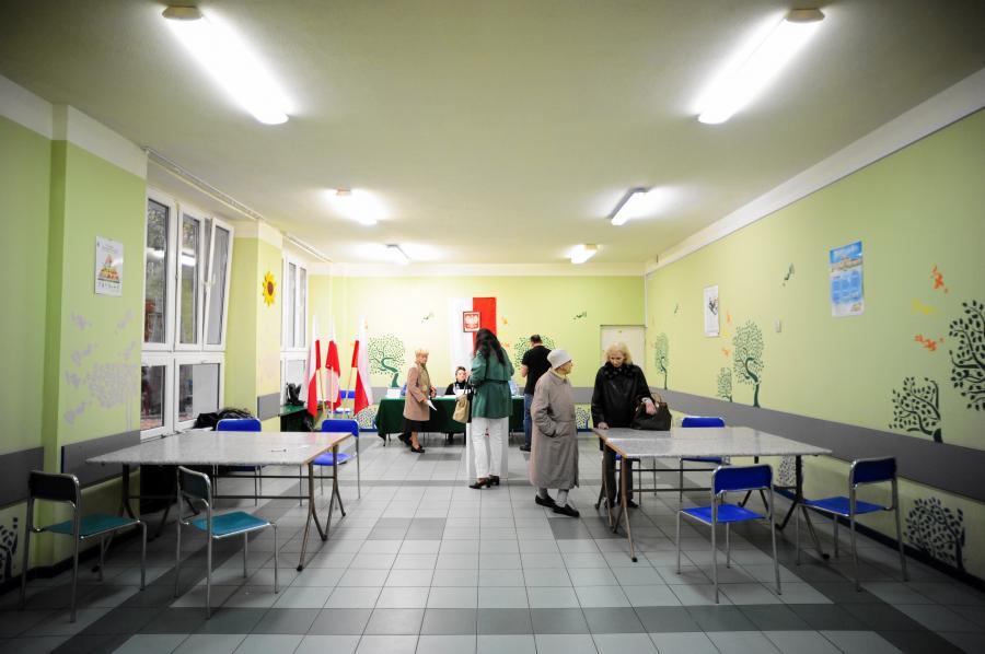 Referendum w Warszawie