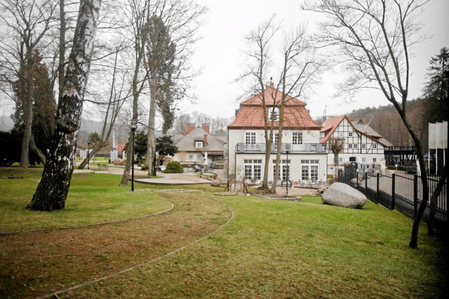 Gdańsk. Dwór Oliwski
