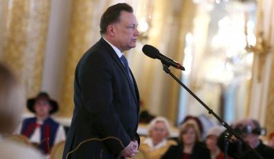 Marszałek województwa Adam Struzik