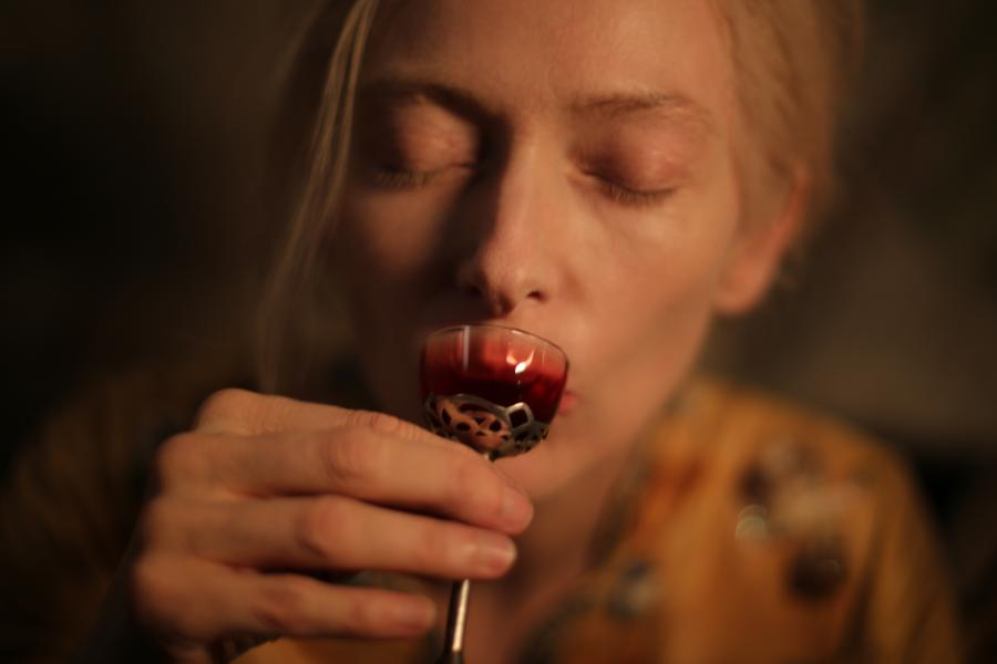 Tilda Swinton w filmie \
