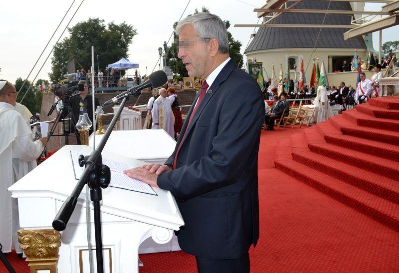 Jerzy Ch., senator PiS
