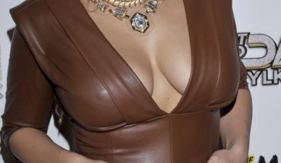 Imponujący biust Joanny Liszowskiej