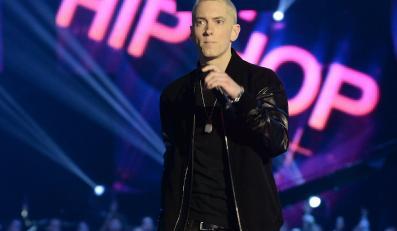 Eminem na gali MTV EMA 2013