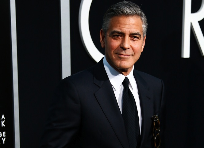 George Clooney udzielił wywiadu dla \