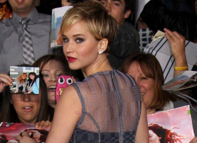 Jennifer Lawrence jest za fajna