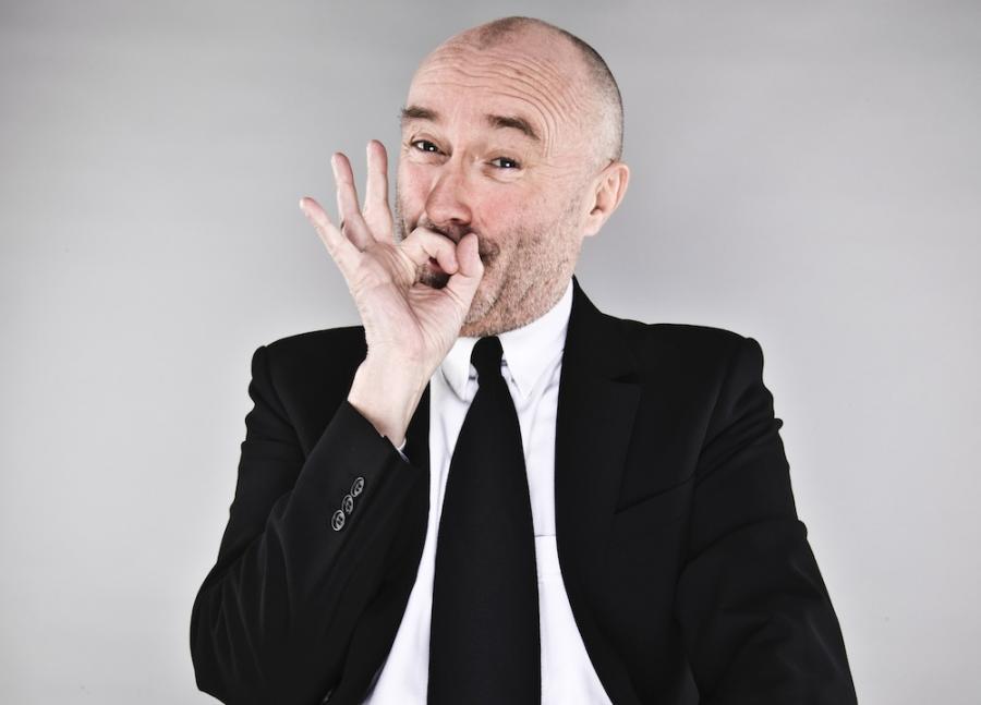 Phil Collins wrócił do byłej żony