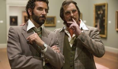 """""""American Hustle: Jak się skubie w Ameryce"""" na liście magazynu """"Empire"""""""