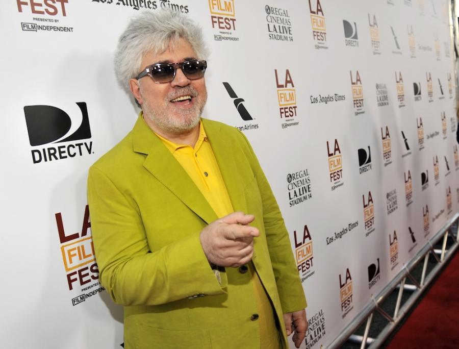 Pedro Almodóvar typuje najlepsze filmy roku