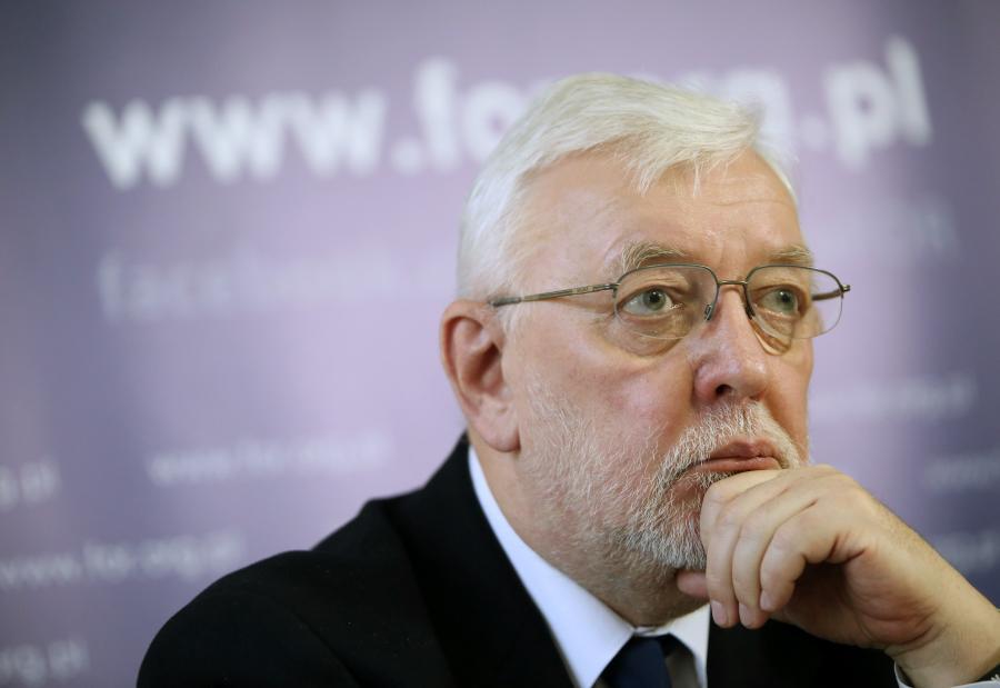 Były prezes TK Jerzy Stępień