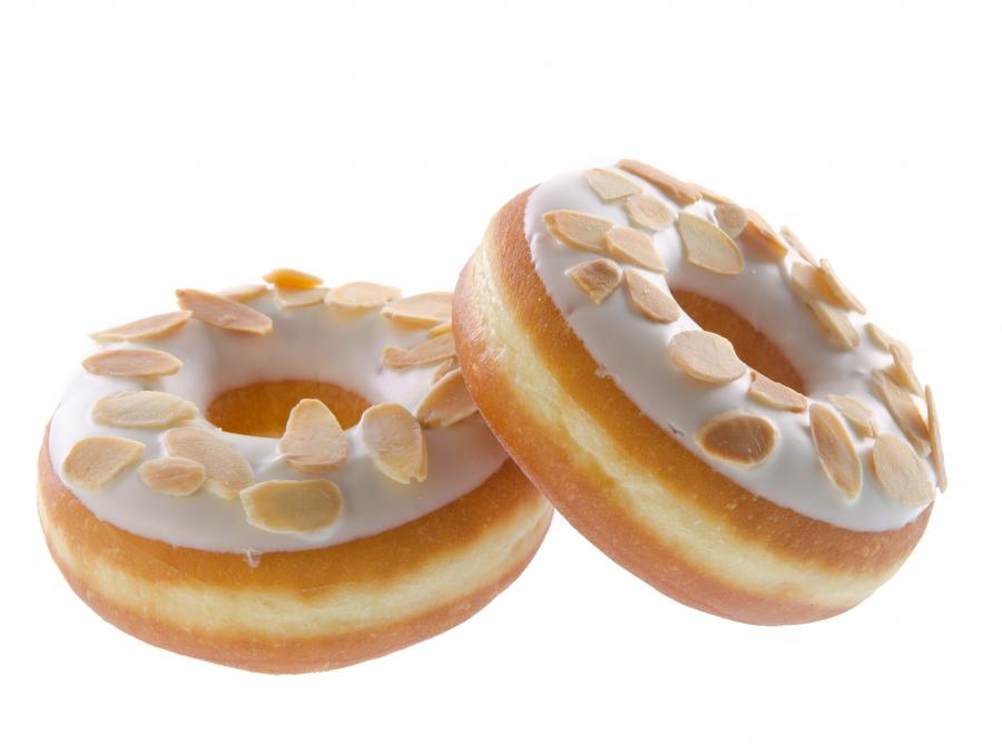 Słodycze z cukrem rafinowanym