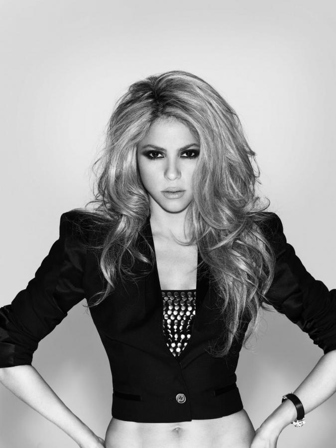 Shakira ujawniła tytuł nowej płyty