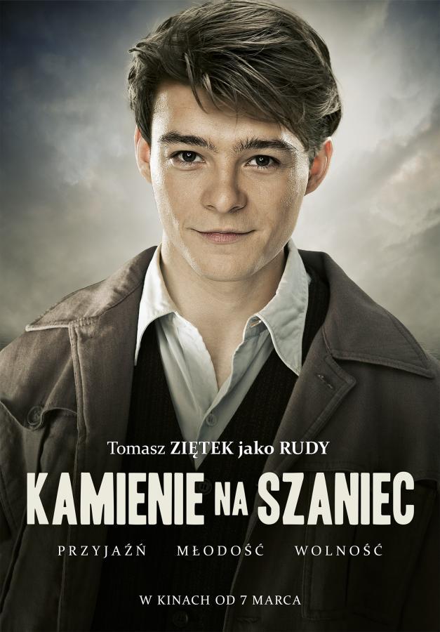 Tomasz Ziętek jako Rudy
