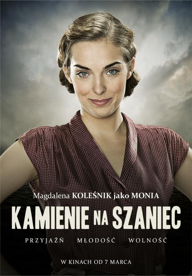 Madalena Koleśnik jako Monia