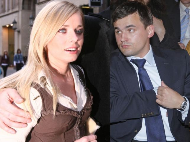 Katarzyna Modrzewska i Marcin Dubienicki