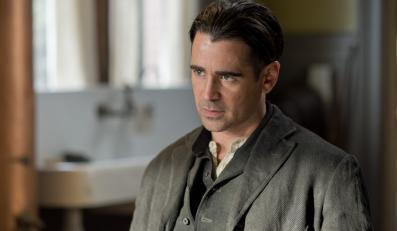 """Colin Farrell w filmie """"Zimowa opowieść"""" rabuje i kocha"""