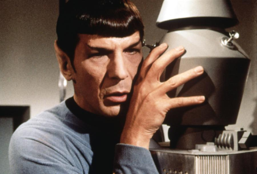 Spock ze \