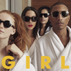 "6. Pharrell Williams – ""G I R L"""