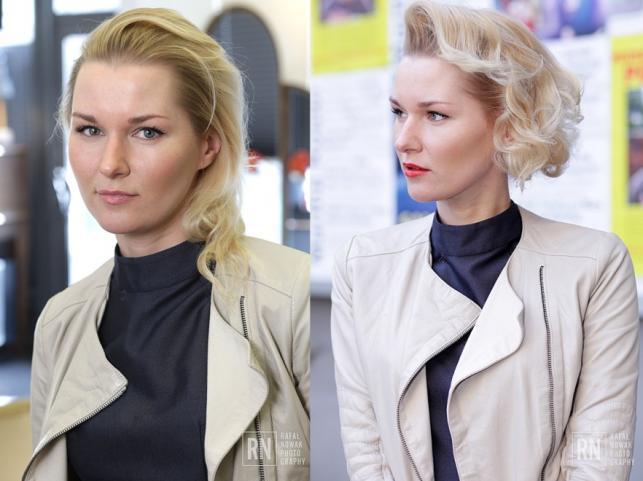 Modne Fryzury Na Wiosnę Loki W Stylu Marilyn Monroe Krok Po