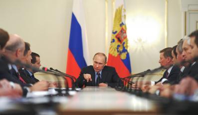 Obecna kadencja Władimira Putina jest jego trzecią na fotelu prezydenta Rosji