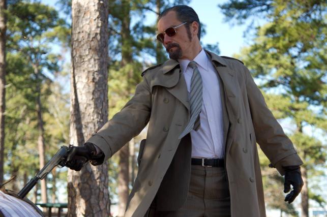 "Michael Shannon jako ""Iceman"""