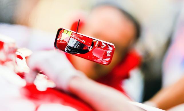 7. Kimi Raikkonen (Ferrari) 1.30,898 (32)