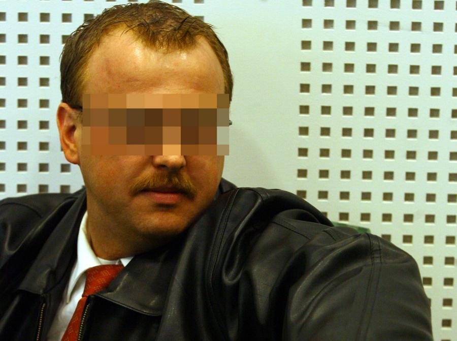Bogdan Gasiński aresztowany za kradzieże