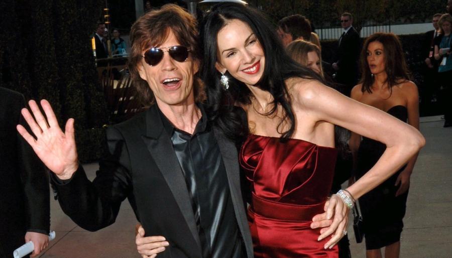 Mick Jagger o L\'Wren Scott: Nigdy jej nie zapomnę