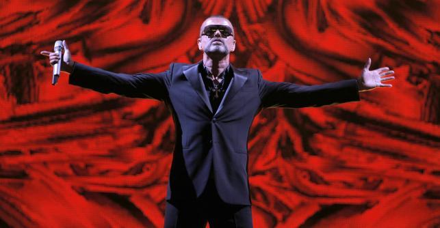 George Michael wymieszał autorskie piosenki i covery