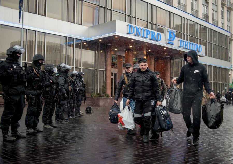 Ukraińskie specjalne oddziały milicji