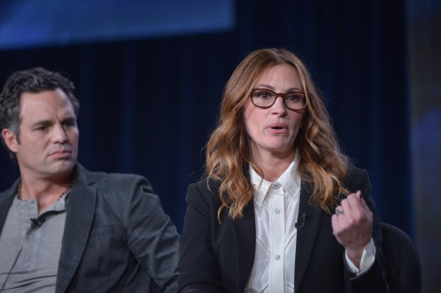 Julia Roberts leczy Marka Ruffalo w \