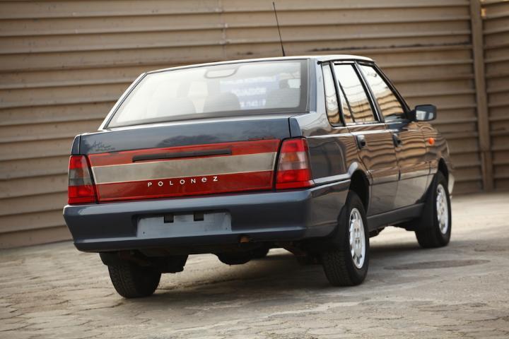 Samochód daewoo fso polonez atu plus na aukcji