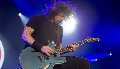 Nowy album Foo Fighters jesienią