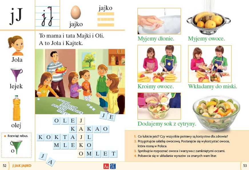 """""""Nasz Elementarz"""" - podręcznik do pierwszej klasy szkoły podstawowej"""