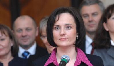 Rzecznik rządu, Agnieszka Liszka, zapewnia, że emerytury będą wypłacone w terminie