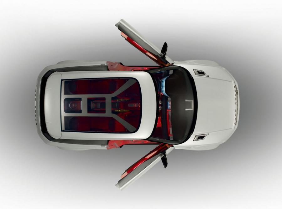 Prototypowy LRX, to ciekawy pomysł na terenowe coupe