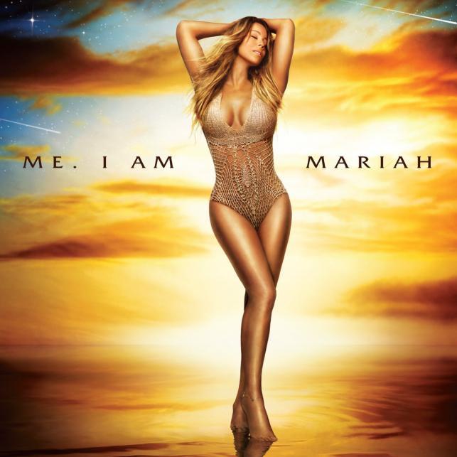 """(Idealna) Mariah Carey na okładce albumu """"Me. I Am Mariah…The Elusive Chanteuse"""""""
