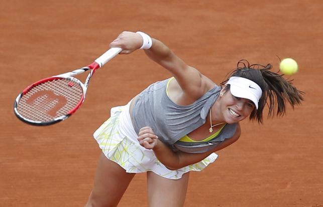 To ona wyrzuciła Agnieszkę Radwańską z Roland Garros