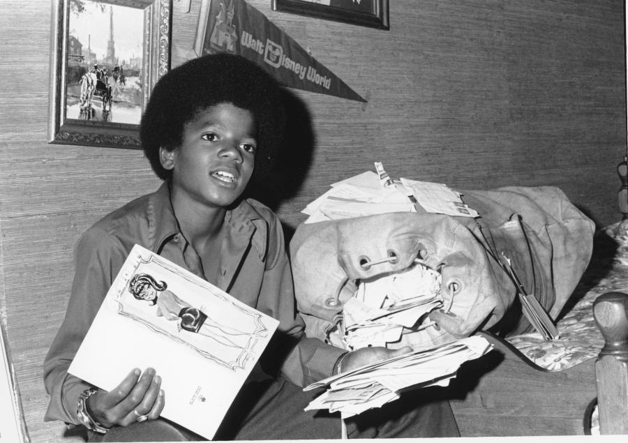 Dziecięce gwiazdy muzyki: Michael Jackson