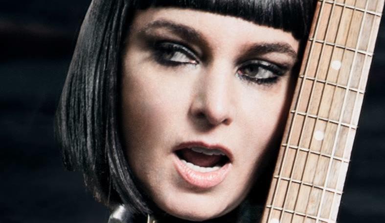 Sinéad O\'Connor na okładce nowej płyty