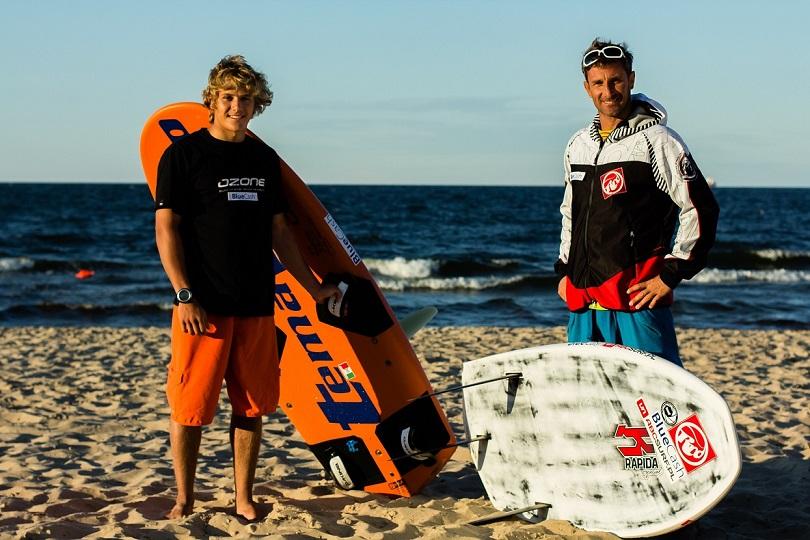 Maks Żakowski i Tomek Janiak