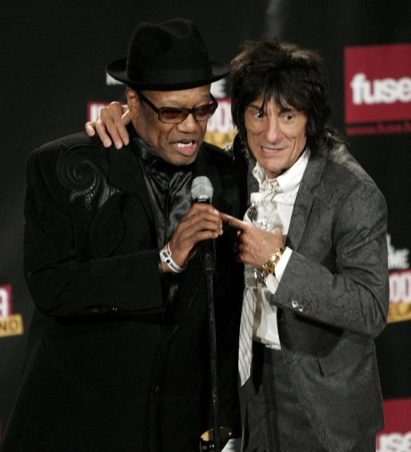 W 2009 roku Womack został wprowadzony do Rock and Roll Hall of Fame