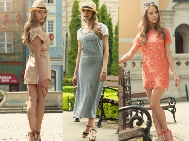 Sukienki My-Dress lato 2014