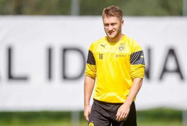 Piłkarze Borussii Dortmund rozpoczęli przygotowania do nowego sezonu