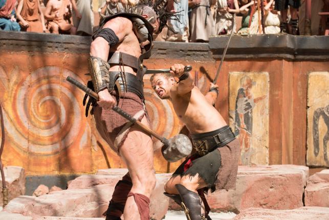 """Legenda Herkulesa"" –spektakularna klęska"