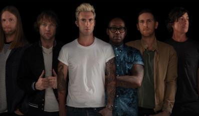 "Maroon 5 zapowiada ""V"""