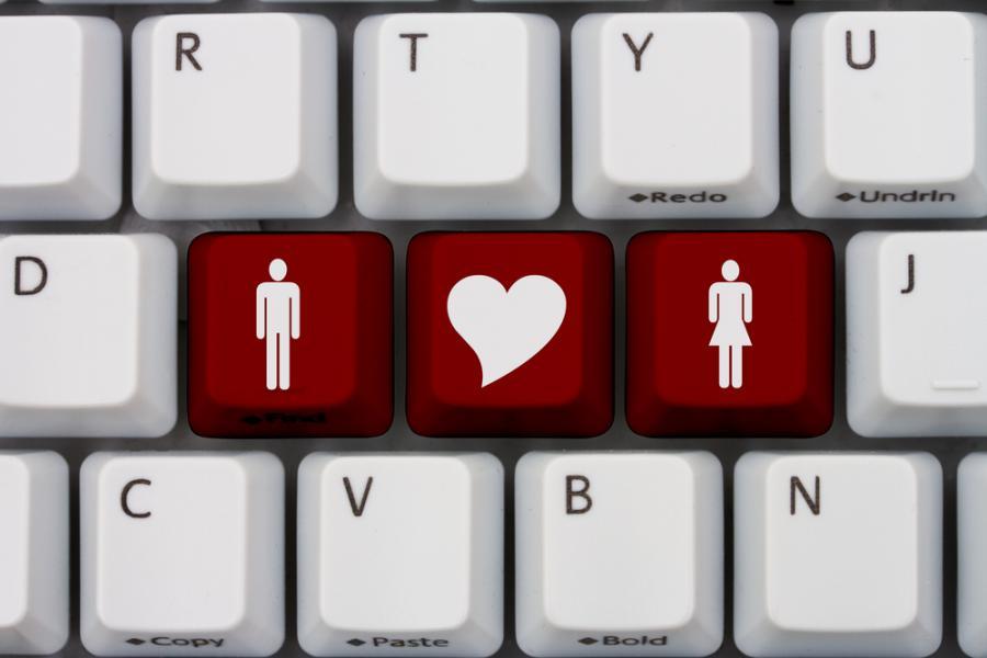 Poszukiwanie miłości w internecie