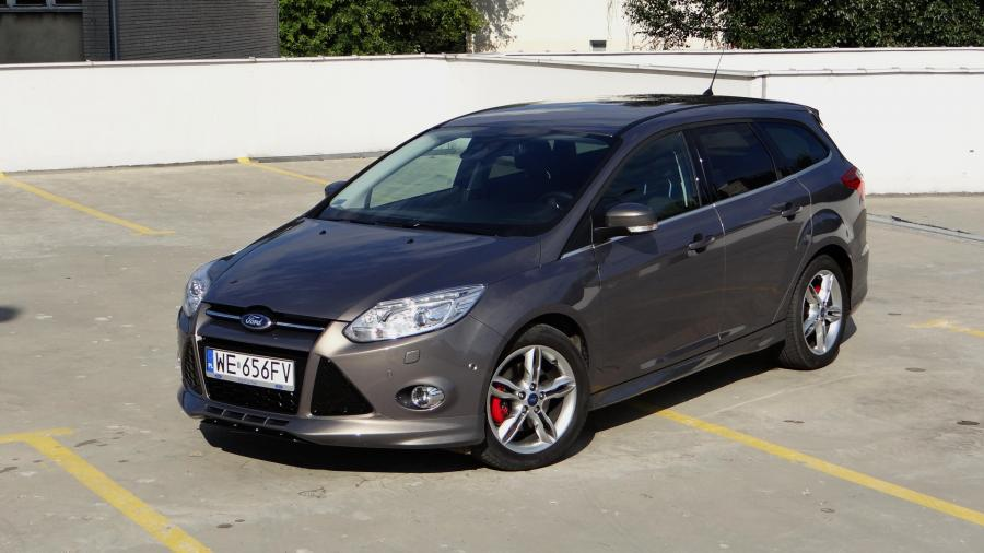 12. miejsce - ford focus