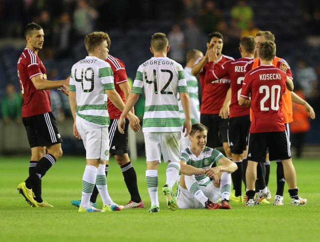 Legia został ukarana tylko za drugi mecz. Do awanu zabrakło jednego gola