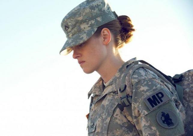 """Kristen Stewart w filmie """"Camp X-Ray"""""""